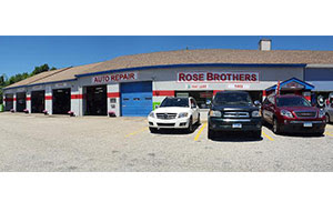 Rose Brothers Garage